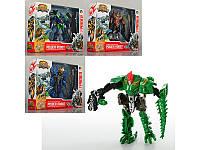 Трансформер робот+динозавр, 16см, D622-E260-1-2-3-4