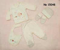 Комплект подарочный для новорожденного (15048)