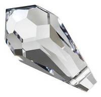 Хрустальные подвески 984 Preciosa (Чехия)  9х18 мм, Crystal