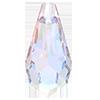 Хрустальные подвески 984 Preciosa (Чехия)  9х18 мм, Crystal AB