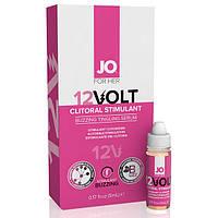 Возбуждающая сыворотка для клитора System JO Volt 12V 5ml Serum Buzzing 5 ml