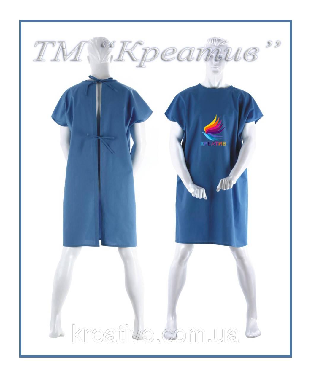 Рубашка для пациентов (при заказе от 50 шт.)