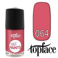 Topface лак для ногтей Nail Paints Polish 64