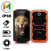 Защищенный противоударный телефон Vphone X3 (IP68), 5.5 дюймов