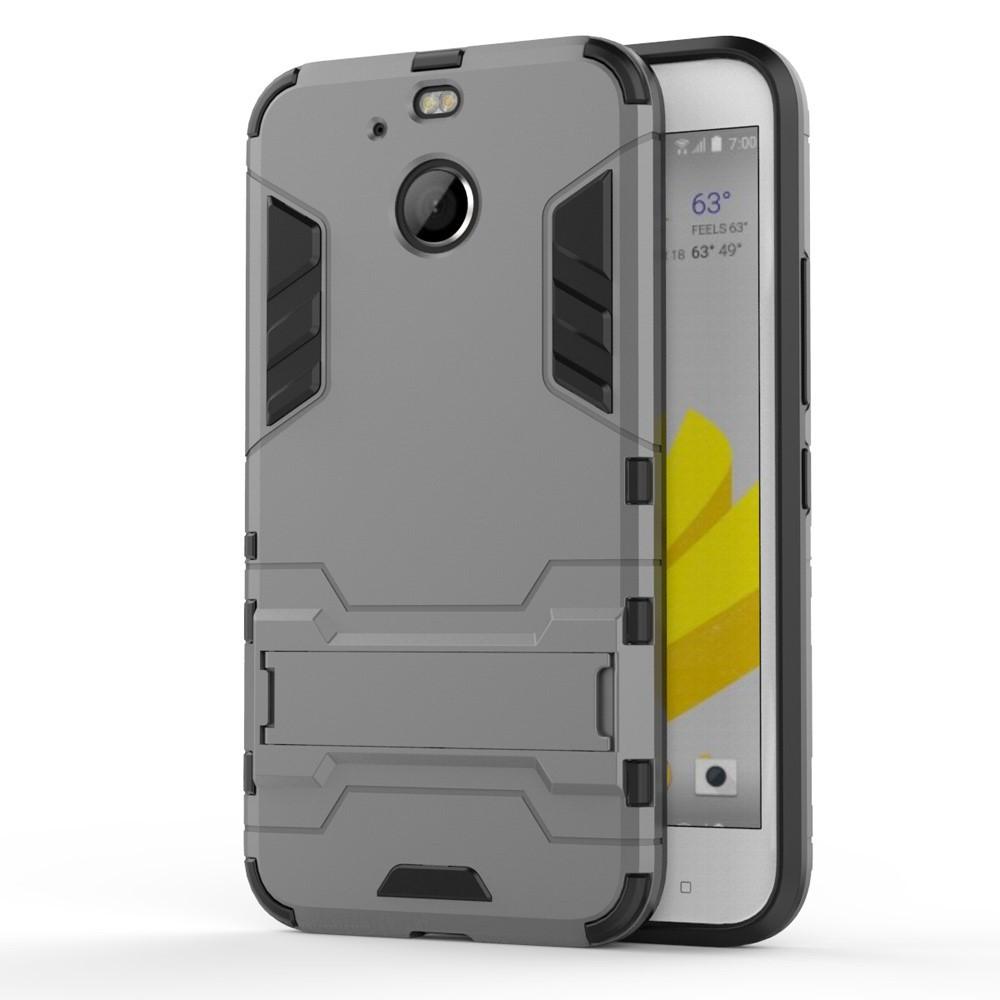 Чехол накладка силиконовый Armor Shield для HTC 10 Evo серый