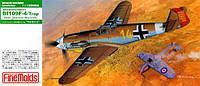 Messerschmitt Bf109F-4/Trop 1/72 FINE MOLDS FL5