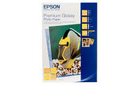 Бумага Epson 100mmx150mm Premium Glossy Photo Paper, 50л.