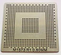 Трафарет BGA M1573 R1, шар 0,6 мм