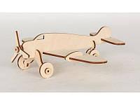 Сборная деревянная модель Истребитель маленький BOC065919
