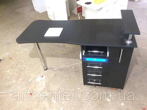 Маникюрный стол с УФ блоком.