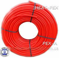 Труба теплого водяного пола Heat-PEX PEX-a/A-oxy ф 16 х 2 мм (Израиль-Украина)