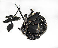 Роза кованая большая Горячая художественная ковка