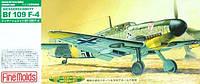 Messerschmitt Bf 109 F-4 1/72 FINE MOLDS FL2
