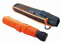 Зонт складной с компасом  EuroSCHIRM Light Trek ORANGE (оранжевый)