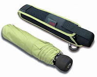 Зонт складной с компасом  EuroSCHIRM Light Trek light green (светло-зеленый)