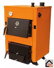 Твердотопливный котел ДТМ Стандарт мощностью 20 квт