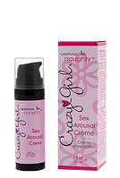 крем для усиления оргазма Crazy Girl Wanna Be Naughty Sex Arousal Creme 15 ml