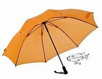 Зонт трость легкий EuroSCHIRM Swing liteflex ORANGE (оранжевый)