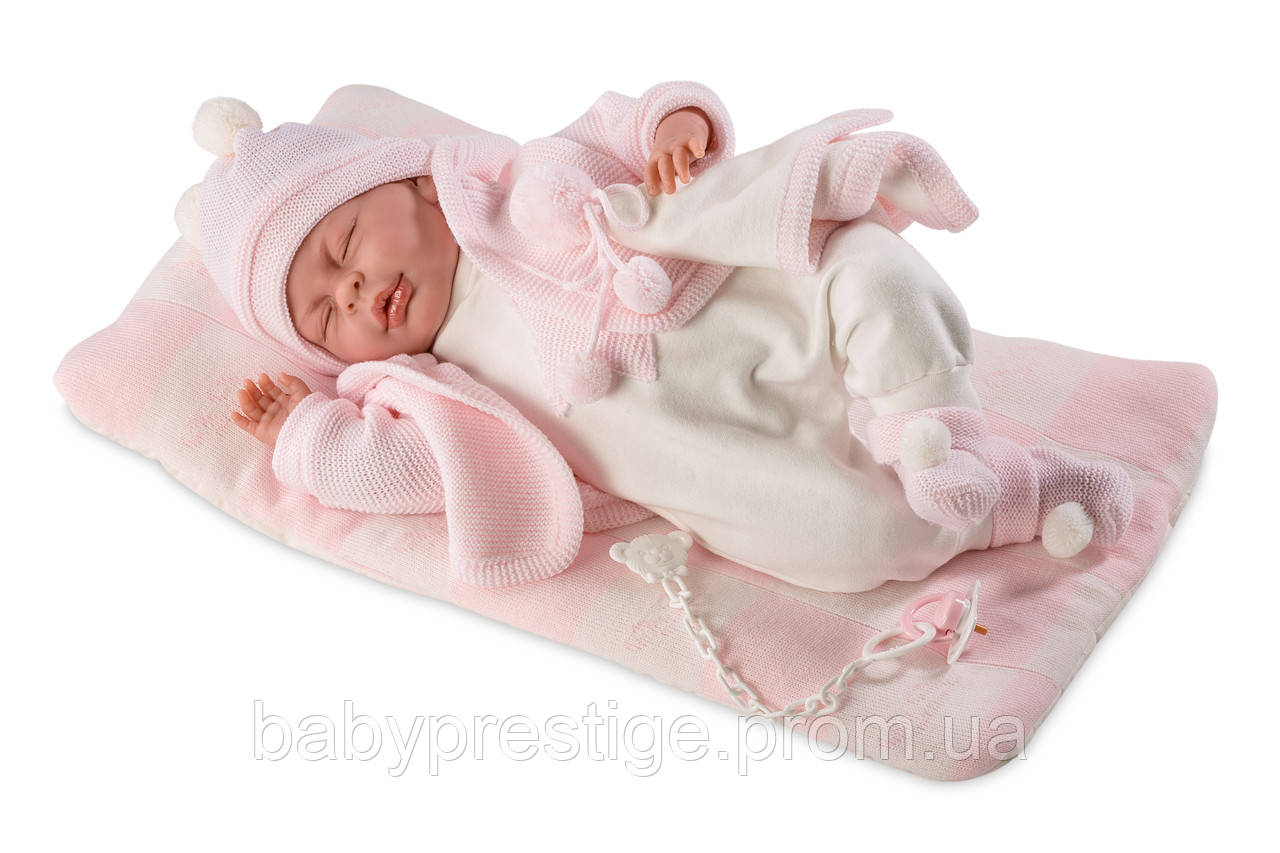 Llorens - новорожденная кукла девочка Mimi, 40 см