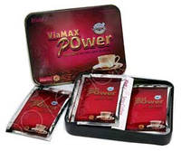Кофе возбуждающий  для женщин ViaMax Power Coffee