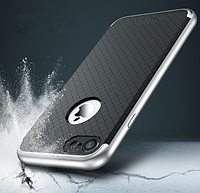 Чехол iPaky для Apple iPhone 7 Plus Серебристый