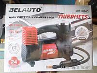 Автомобильный компрессор БЕЛАВТО ВК43 Муромец BELAUTO MUROMETS