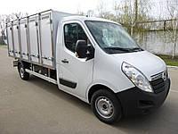 Хлебный фургон Opel Movano