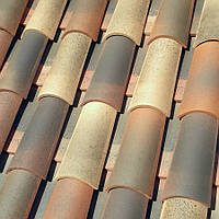 Черепица CURVED ROOF TILE T5 TOSSAL ( тоссал)