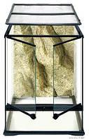 Hagen ExoTerra Terrarium PT-2607 - террариум широкий низкий 45*45*60 +Доставка бесплатно!
