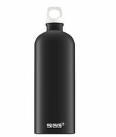 Бутылка для воды SIGG Traveller 1 L Black Touch (матовая)