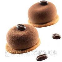 """Силиконовая форма для десертовSilikomart d=45mm.h=20mm """"Globe"""" (Италия) (04053)"""