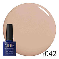 Гель-лак NUB (США) SCULPT POWDER 042  8ml
