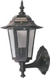 Светильник  садово-парковый DeLux Palacе A01 60Вт Е27 черный