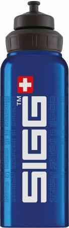 Бутылка для воды SIGG WMB SIGGnature 1 L Blue - Wattra.com.ua - техника... в Киеве