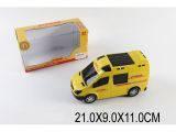 Машина почта, на батарейках, со светом, звуком, 874