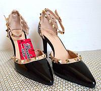 Женские туфли на шпильке размеры 36-41
