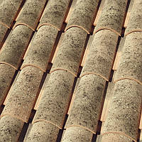 Черепица CURVED ROOF TILE T5 LUCENTUM ( люсентум)