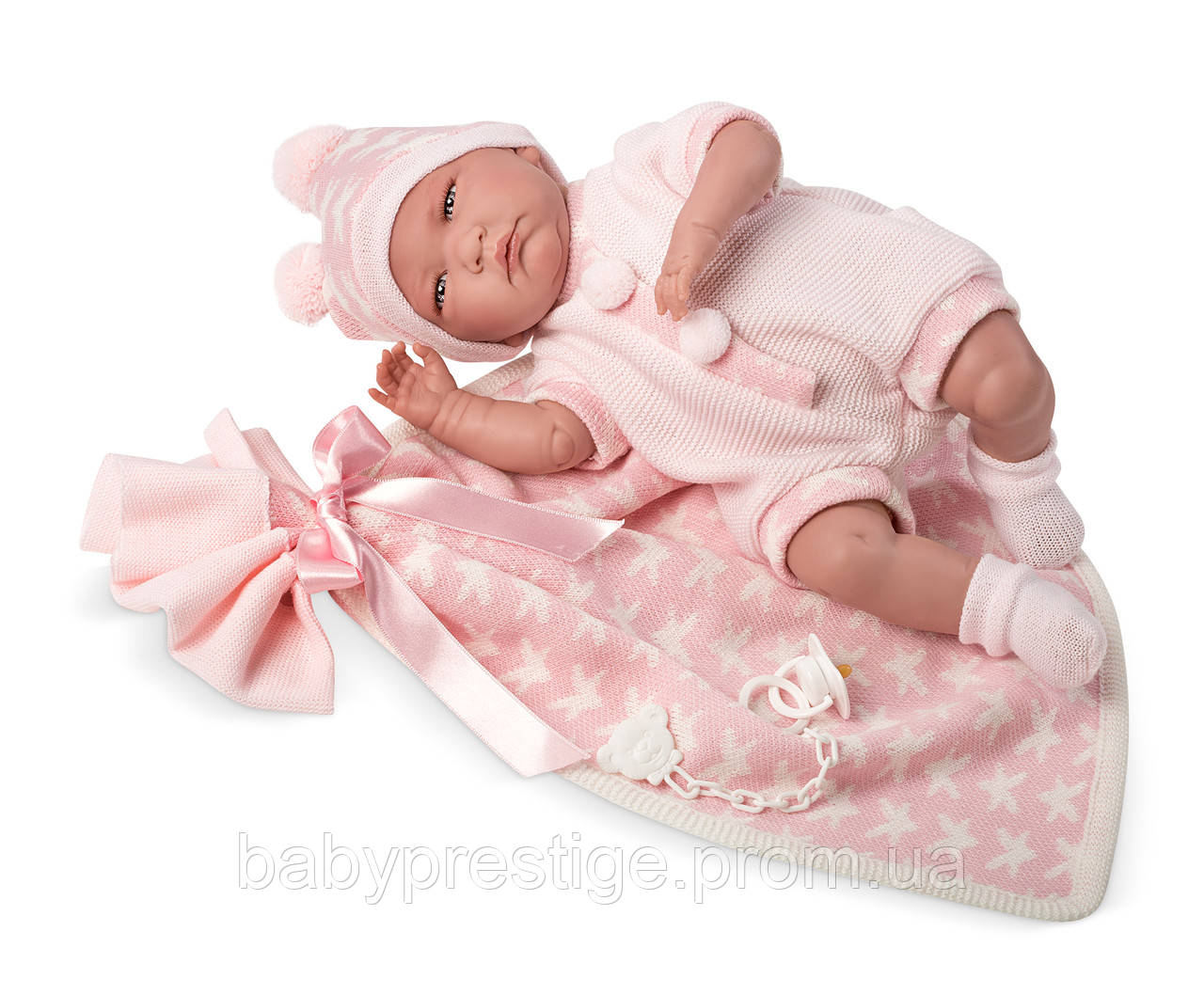 Llorens - кукла младенец девочка Lala, 40 см