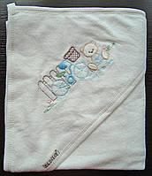 Полотенце - уголок для новорожденных