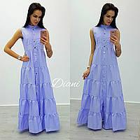 Легкое воздушное платье(21381)
