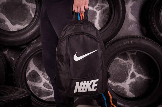 Спортивный рюкзак Nike черный, фото 2