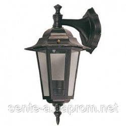 Светильник  садово-парковый DeLux Palacе A02 60Вт Е27 черный