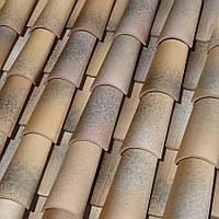 Черепица CURVED ROOF TILE T5 CASTELL ( кастель )