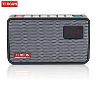 МП3 и FM Радиоприемник TECSUN icr-100 ,диктофон для записи радио или как диктофон