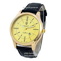 Часы Rolex Cellini Date Black-Gold
