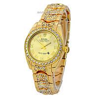 Часы Rolex Diamonds A218 Date All Gold