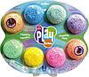 Масса для лепки, шариковый пластилин из США! Набор 8 цветов,Playfoam Combo