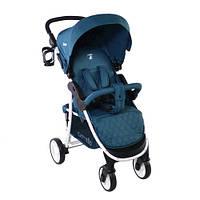 Коляска прогулочная CARRELLO Quattro CRL-8502 Blue Coral