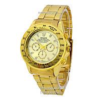 Часы Rolex Cosmograph Daytona Quartz All Gold