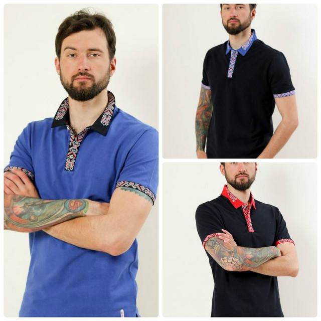 Мужская одежда в украинском стиле
